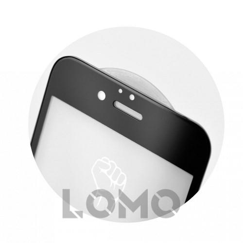 5D захисне скло LOMO для iPhone 6/6s чорне
