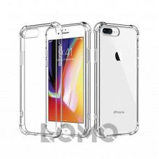 Прозорий ударостійкий силіконовий чохол для iPhone 7plus/8plus
