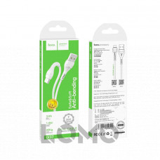Кабель HOCO X37 Anti-bending White Type-C to USB 1m