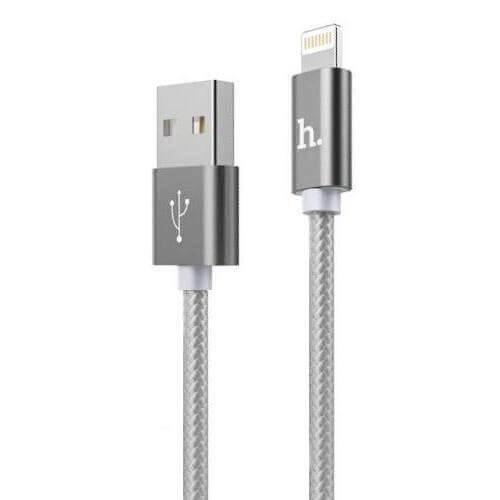 Кабель HOCO X2 Rapid charging Lightning to USB 1m