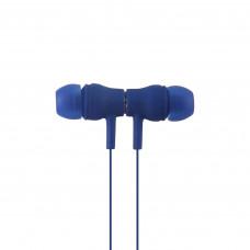 Навушники KARLER KR404 провідні Сині