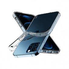 Прозорий силіконовий чохол для iPhone 12 PRO