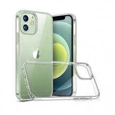 Прозорий силіконовий чохол для iPhone 12