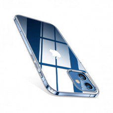 Прозорий силіконовий чохол для iPhone 12 mini