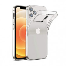 Прозорий силіконовий чохол для iPhone 12 PRO MAX