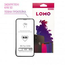 5D захисне скло LOMO для iPhone X / Xs / 11PRO