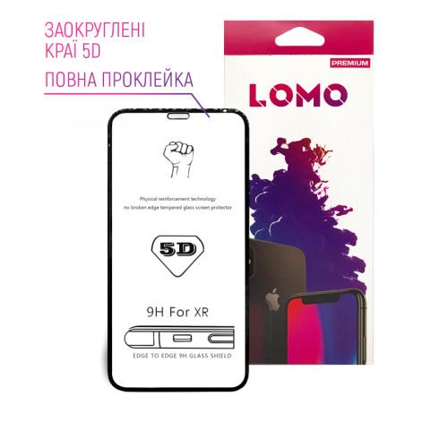5D захисне скло LOMO для iPhone XR / 11